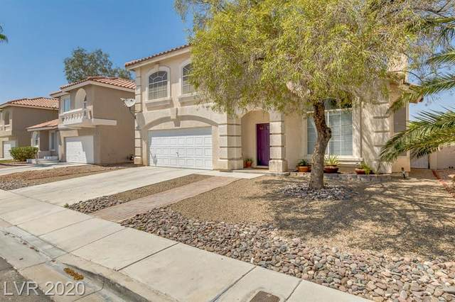 1402 Echo Falls Avenue, Las Vegas, NV 89183 (MLS #2217971) :: Jeffrey Sabel