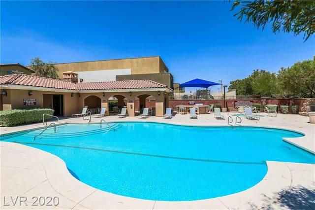 8485 Classique Avenue #104, Las Vegas, NV 89178 (MLS #2218002) :: Performance Realty