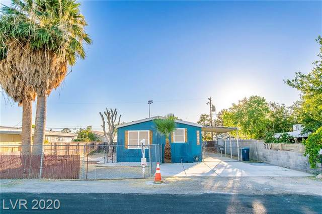 2253 Raymond Lane, Las Vegas, NV 89156 (MLS #2218031) :: The Shear Team