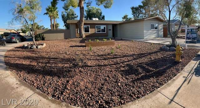 4953 Novato Circle, Las Vegas, NV 89120 (MLS #2218055) :: Signature Real Estate Group