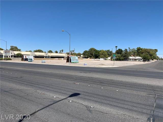 Eastern Av, Las Vegas, NV 89120 (MLS #2218068) :: Signature Real Estate Group