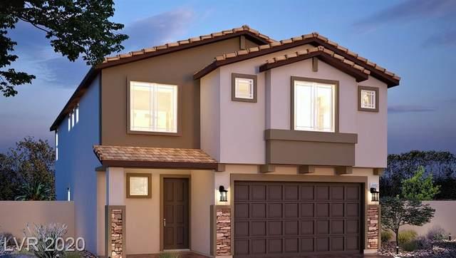 360 Borgato Court #49, Las Vegas, NV 89145 (MLS #2218109) :: The Perna Group