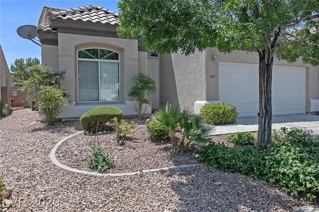 9691 Donner Springs Avenue, Las Vegas, NV 89148 (MLS #2218135) :: The Mark Wiley Group | Keller Williams Realty SW