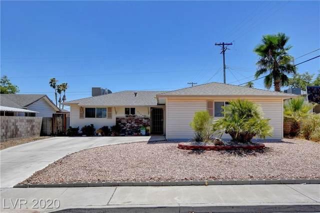 6253 Fairwood Avenue, Las Vegas, NV 89107 (MLS #2218142) :: Signature Real Estate Group