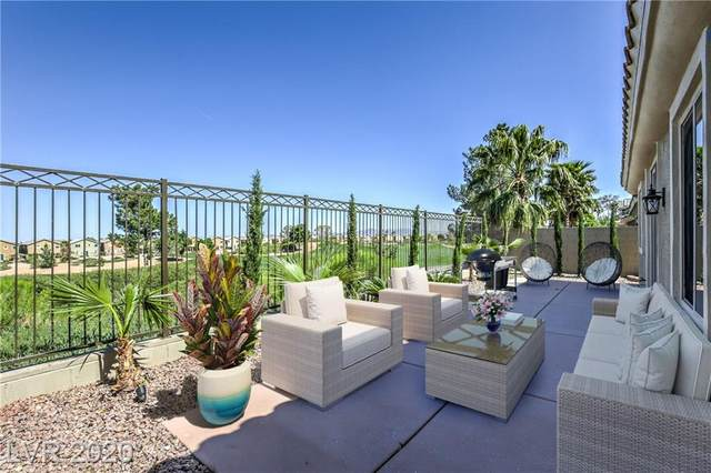 448 First On Drive, Las Vegas, NV 89148 (MLS #2218192) :: Hebert Group | Realty One Group