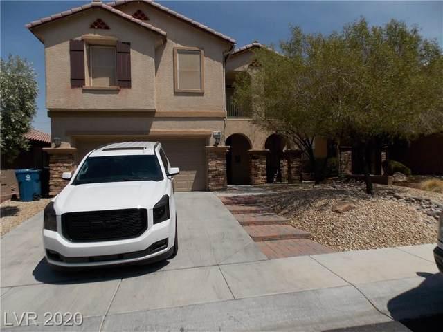 11180 Hickory Glen Street, Las Vegas, NV 89179 (MLS #2218280) :: Realty One Group