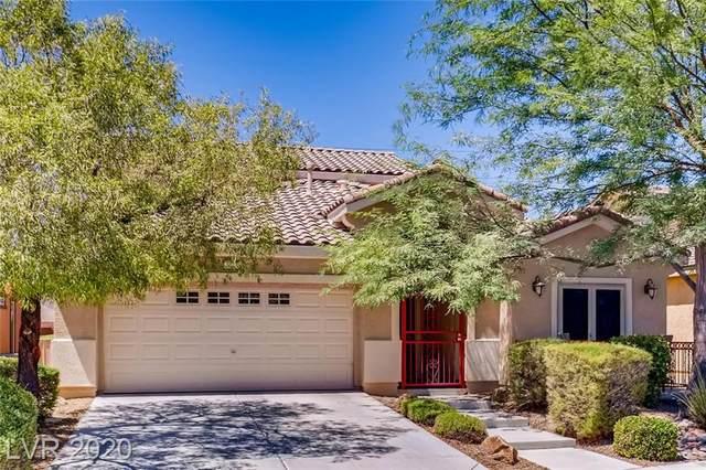 5753 Pleasant Palms Street, North Las Vegas, NV 89081 (MLS #2218301) :: Hebert Group   Realty One Group
