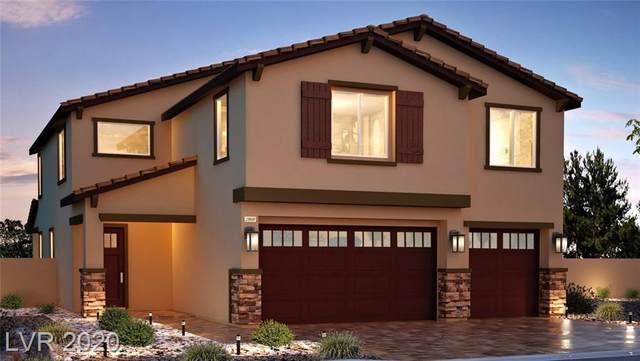 7434 Ardenno Street Lot 133, North Las Vegas, NV 89084 (MLS #2218361) :: Billy OKeefe   Berkshire Hathaway HomeServices