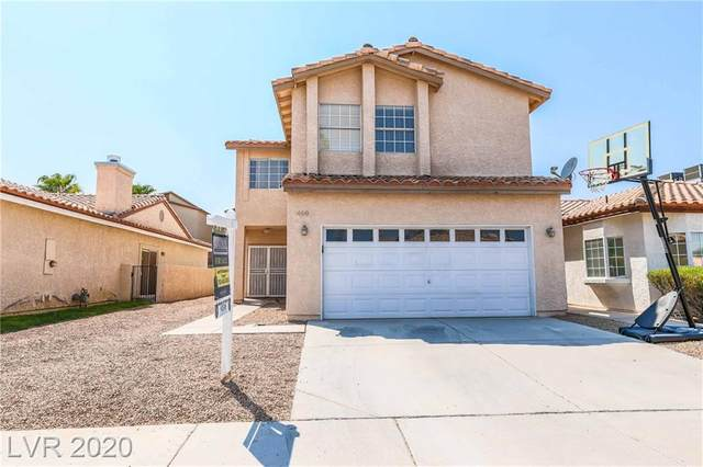 400 Beethoven Street, Las Vegas, NV 89145 (MLS #2218722) :: The Mark Wiley Group | Keller Williams Realty SW