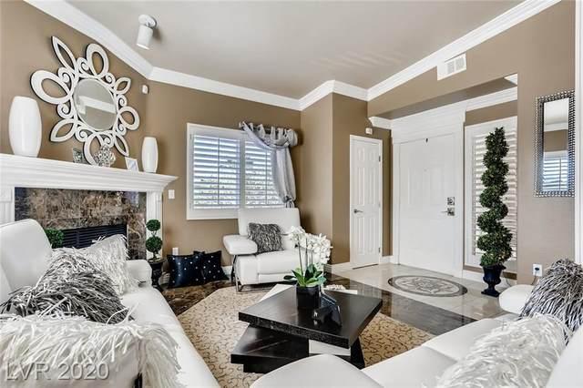 8725 W Flamingo Road #206, Las Vegas, NV 89147 (MLS #2218727) :: Jeffrey Sabel