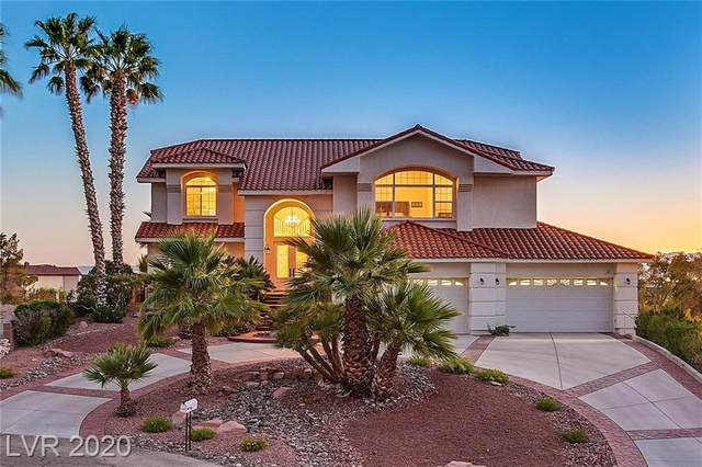 7145 Beverly Glen Avenue, Las Vegas, NV 89110 (MLS #2218767) :: Helen Riley Group | Simply Vegas