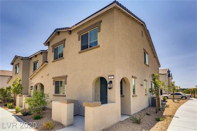 752 Crisp Morning Court, North Las Vegas, NV 89086 (MLS #2219067) :: Hebert Group | Realty One Group