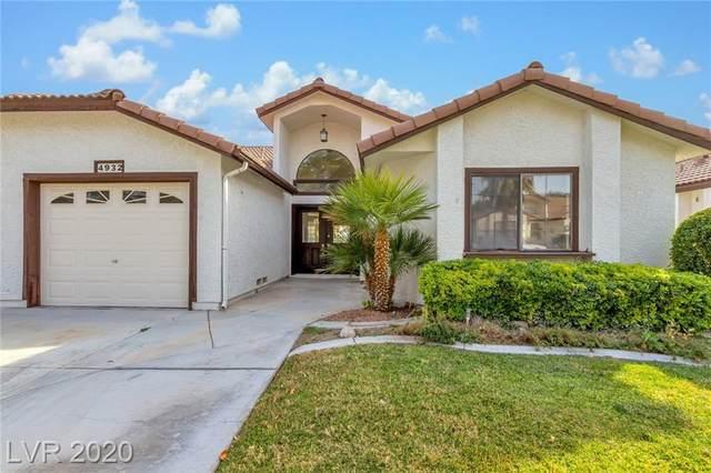4932 Birch Bay Lane, Las Vegas, NV 89130 (MLS #2219140) :: Vestuto Realty Group