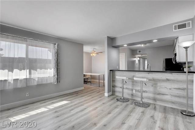 4300 Tara Avenue 3 (C), Las Vegas, NV 89102 (MLS #2219192) :: The Shear Team