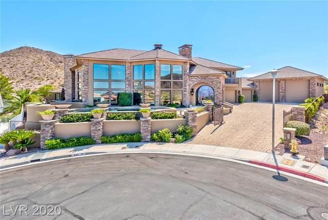 836 Temple Rock Court, Boulder City, NV 89005 (MLS #2219235) :: The Mark Wiley Group | Keller Williams Realty SW