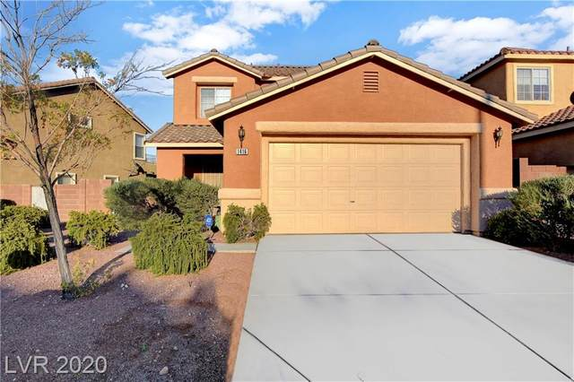 1416 Swanbrooke Drive, Las Vegas, NV 89144 (MLS #2219471) :: The Shear Team