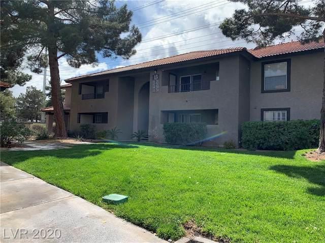 2606 Durango #202, Las Vegas, NV 89117 (MLS #2219513) :: Jeffrey Sabel