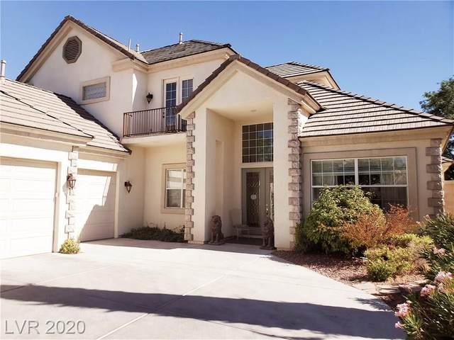 9621 Camden Hills Avenue, Las Vegas, NV 89145 (MLS #2219697) :: The Perna Group