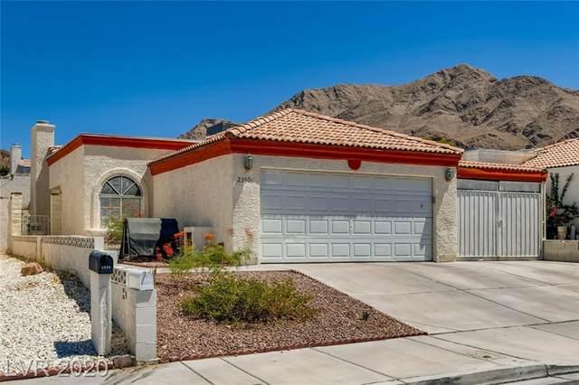 2350 Los Feliz Street, Las Vegas, NV 89156 (MLS #2219828) :: Helen Riley Group | Simply Vegas