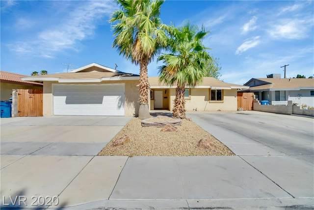 3436 Miramar Drive, Las Vegas, NV 89108 (MLS #2219905) :: Performance Realty