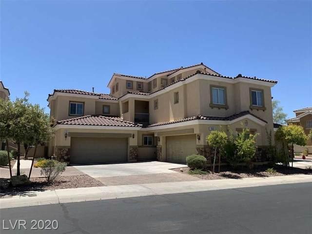 1305 Allegheny Moon Terrace #2, Henderson, NV 89002 (MLS #2219970) :: Helen Riley Group | Simply Vegas