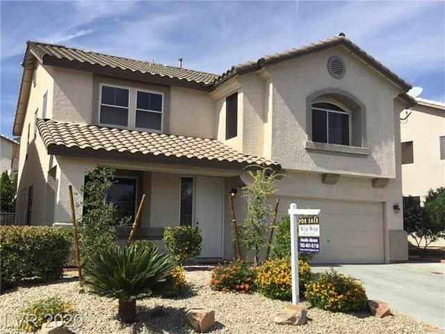 793 Wigan Pier Drive, Henderson, NV 89002 (MLS #2220034) :: The Lindstrom Group