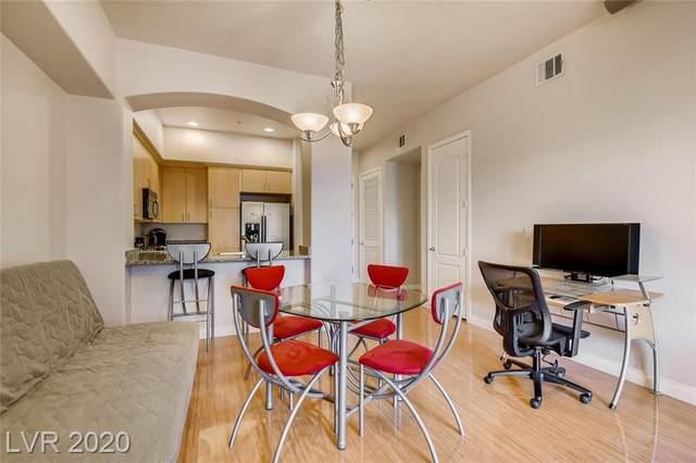 26 Serene Avenue #303, Las Vegas, NV 89123 (MLS #2220064) :: Signature Real Estate Group
