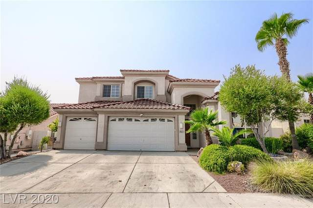 8621 Highland View Avenue, Las Vegas, NV 89145 (MLS #2220202) :: The Mark Wiley Group | Keller Williams Realty SW