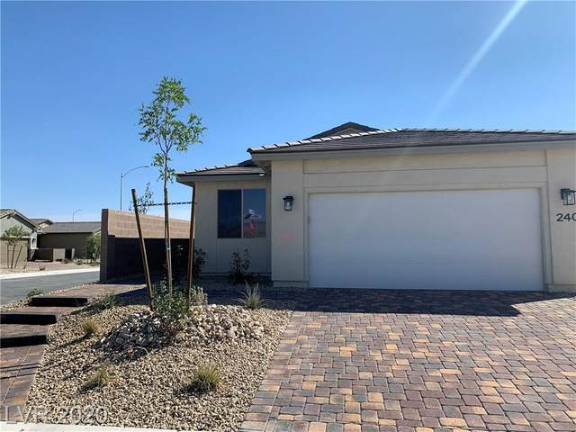 2401 Albury Avenue, North Las Vegas, NV 89086 (MLS #2220350) :: Performance Realty