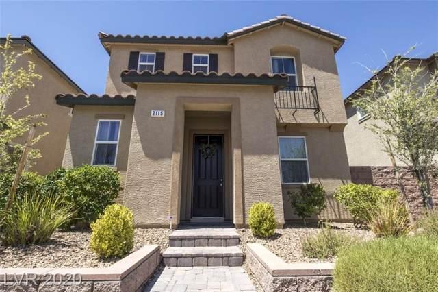 2115 Rockburne Street, Henderson, NV 89044 (MLS #2220774) :: Vestuto Realty Group