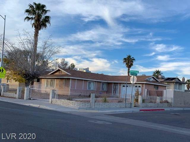 6160 University Avenue, Las Vegas, NV 89103 (MLS #2220782) :: Billy OKeefe | Berkshire Hathaway HomeServices