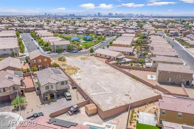 Blue Manor Lane, North Las Vegas, NV 89032 (MLS #2220847) :: The Lindstrom Group
