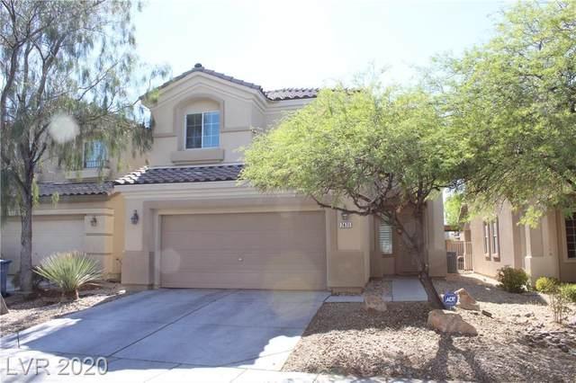 7471 Poppy Hills Court, Las Vegas, NV 89113 (MLS #2220907) :: Billy OKeefe | Berkshire Hathaway HomeServices