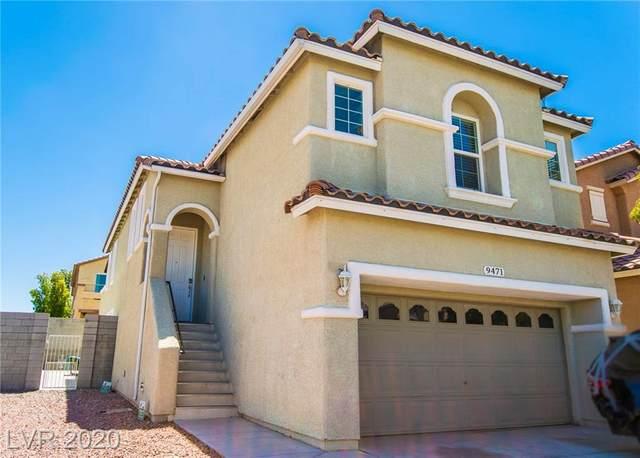 9471 Violet Sunset Avenue, Las Vegas, NV 89148 (MLS #2221040) :: Helen Riley Group | Simply Vegas