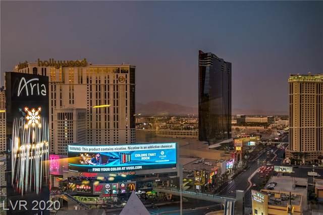 3722 Las Vegas Boulevard #1708, Las Vegas, NV 89158 (MLS #2222124) :: The Mark Wiley Group   Keller Williams Realty SW