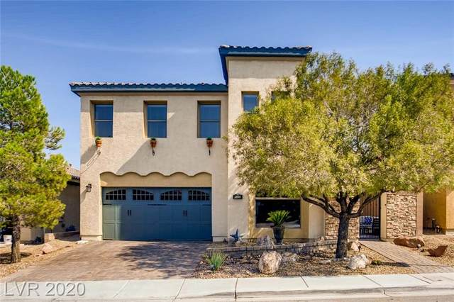 1292 Olivia Parkway, Henderson, NV 89011 (MLS #2222152) :: The Lindstrom Group
