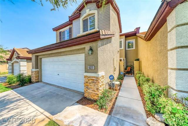 10223 Juniper Creek Lane, Las Vegas, NV 89145 (MLS #2222211) :: Jeffrey Sabel