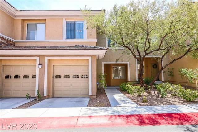 717 Peachy Canyon Circle #102, Las Vegas, NV 89144 (MLS #2222236) :: Jeffrey Sabel