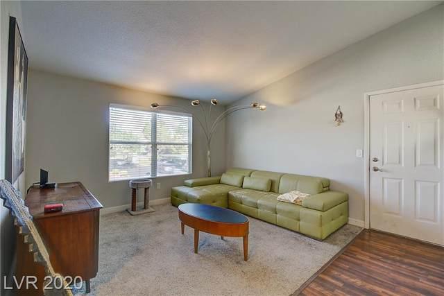 5055 Hacienda Avenue #2156, Las Vegas, NV 89118 (MLS #2222362) :: Jeffrey Sabel