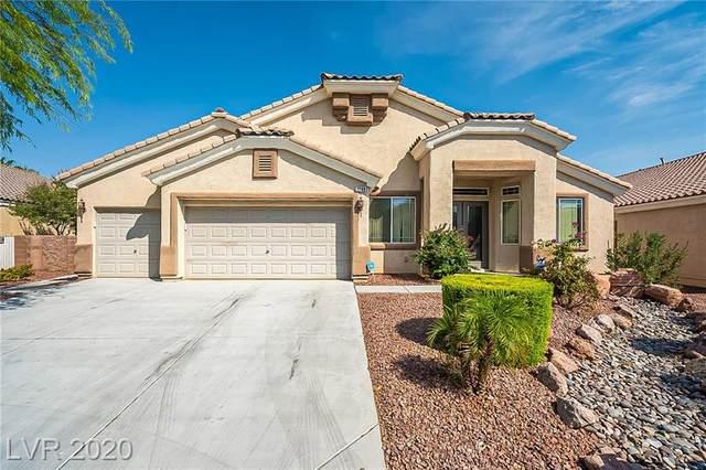 3208 Tanagrine Drive, North Las Vegas, NV 89084 (MLS #2222601) :: Helen Riley Group | Simply Vegas