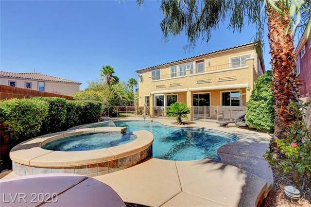 11709 Costa Blanca Avenue, Las Vegas, NV 89138 (MLS #2222721) :: Helen Riley Group | Simply Vegas
