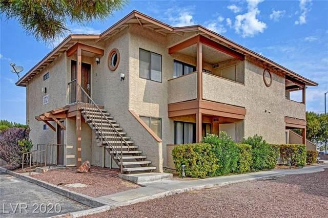 3721 Snorkel Circle 3D, Las Vegas, NV 89108 (MLS #2222755) :: Jeffrey Sabel