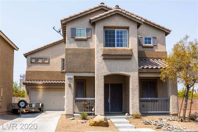 4605 Longshot Drive, Las Vegas, NV 89122 (MLS #2223063) :: Helen Riley Group | Simply Vegas