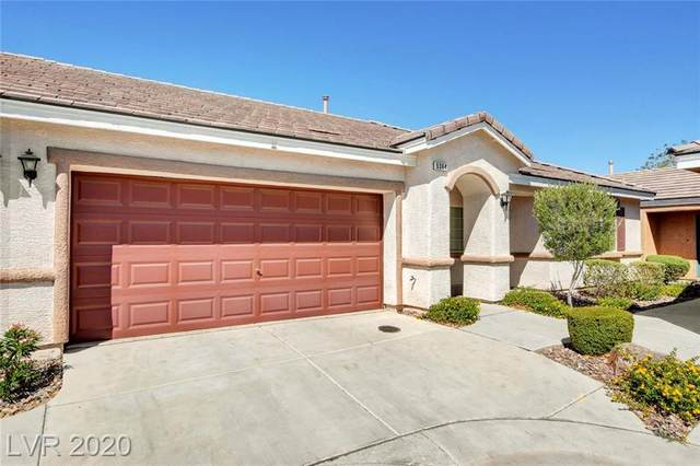 5364 Sand Dollar Avenue, Las Vegas, NV 89141 (MLS #2223094) :: The Shear Team