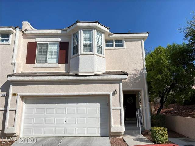 274 Reflection Ridge Court, Henderson, NV 89052 (MLS #2223102) :: The Perna Group