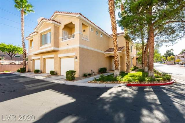 251 Green Valley Parkway #611, Henderson, NV 89012 (MLS #2223112) :: The Shear Team