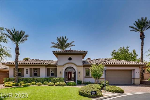 5 Avenida Sorrento, Henderson, NV 89011 (MLS #2223198) :: The Mark Wiley Group | Keller Williams Realty SW