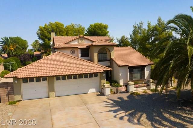6768 Eldora Avenue, Las Vegas, NV 89146 (MLS #2223587) :: The Lindstrom Group