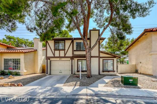 2925 Pine Nut Way, Henderson, NV 89074 (MLS #2223821) :: The Lindstrom Group