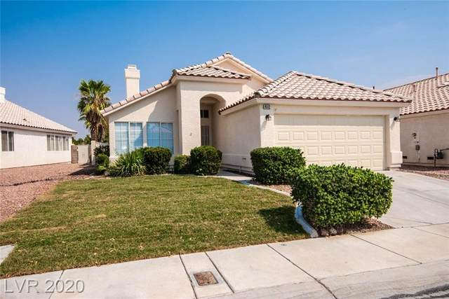 4512 Rodman Drive, Las Vegas, NV 89130 (MLS #2223875) :: The Mark Wiley Group | Keller Williams Realty SW
